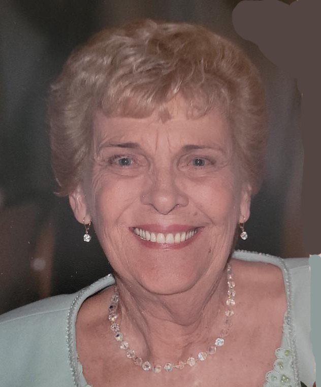 Clough, Betty Ann (Ward)